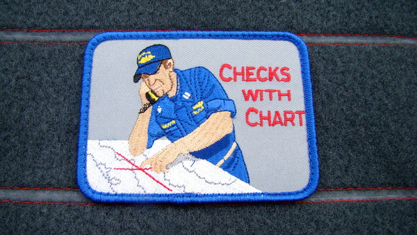 Checks with Chart morale patch