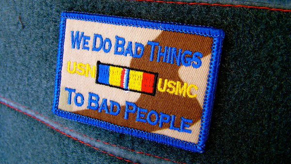 Bad Things Morale Patch | Tactical Morale Gear