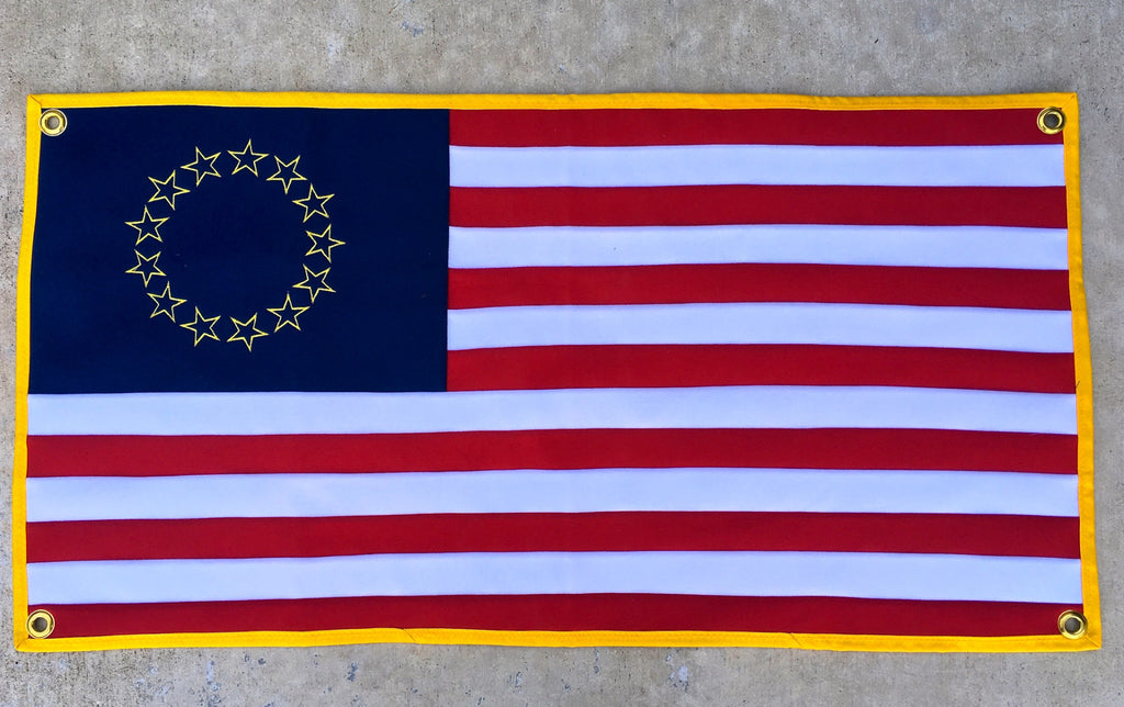Betsy Ross Edition Freedom Mat 174 Patch Mat Titan