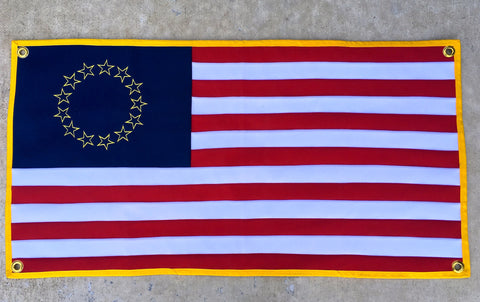 Betsy Ross Edition Freedom Mat® Patch Mat
