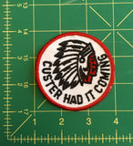 Native American Collection morale patches