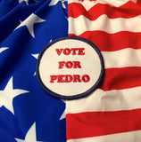 Vote for Pedro morale patch
