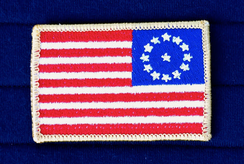 Cowpens Battle Flag Morale Patch