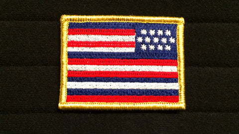 Serapis Battle Flag Patch
