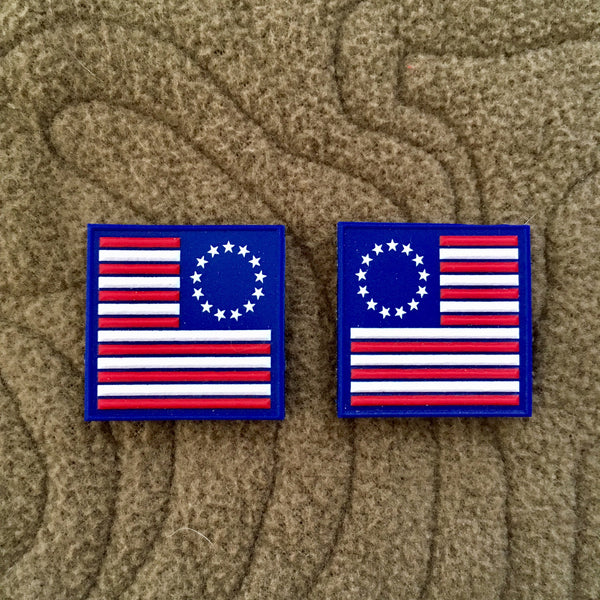 TSG Betsy Ross Ranger Eye Patch Set