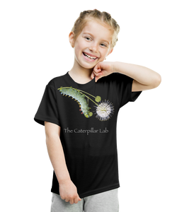 Youth Cecropia on Buttonbush T-Shirt
