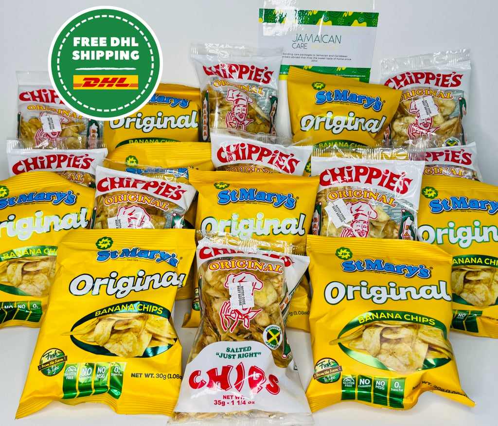 Banana Chips Package - Fast N Free Shipping