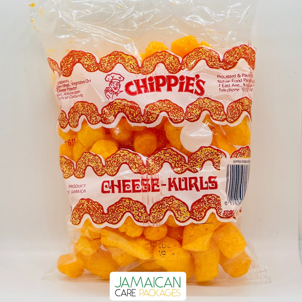 Chippies Cheese Kurls - Bundle of 3 (56g)