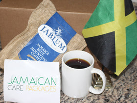 Jablum - Jamaica Blue Mountain Coffee - Roasted & Ground - Premium Blend - 227g