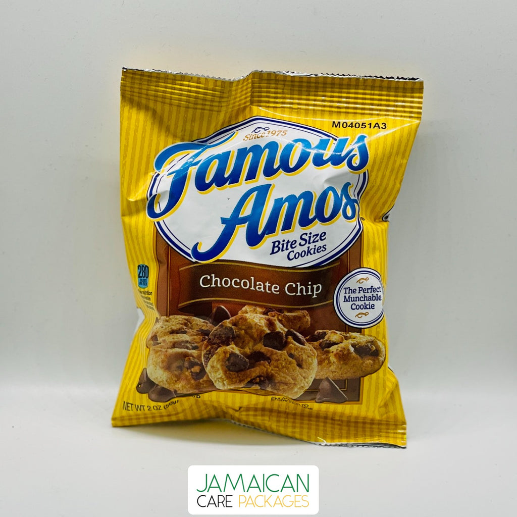 Famous Amos Cookie (Oatmeal) - Bundle of 2 - 56g