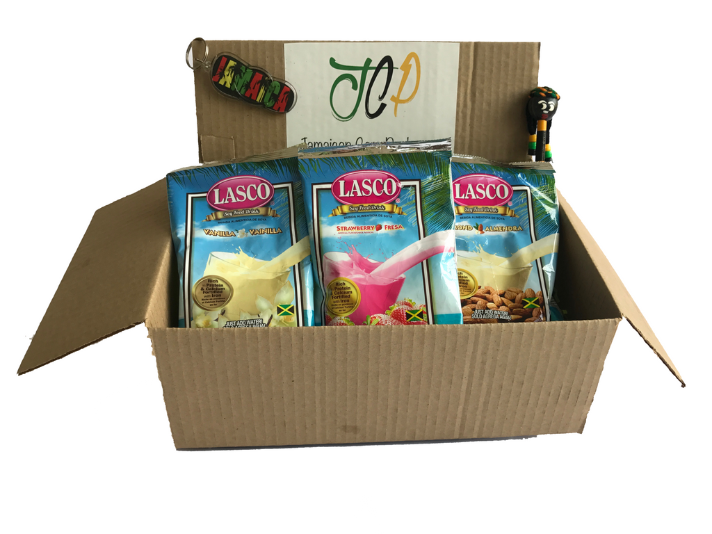 Lasco - Soy Food Drink - (120g) - (Bundle of 2)