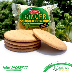 Ginger Tea Biscuits (Bundle of 3)