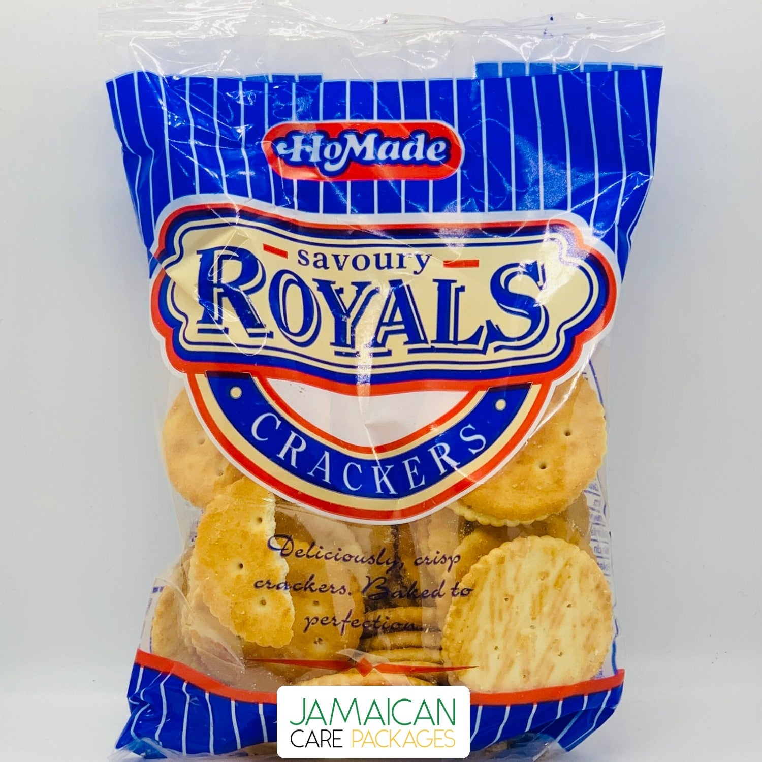 Royals Crackers - HoMade [112g] (Bundle of 2)
