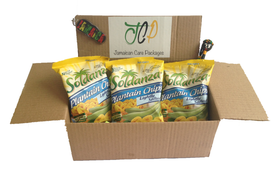Soldanza Plantain Chips (Bundle of 2)