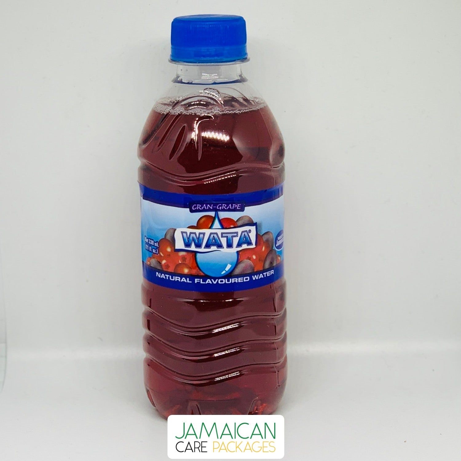 Cran Wata Mini - Grape - 330ml (Bundle of 2)