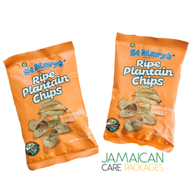 St Marys - Ripe Plantain Chips (Single)