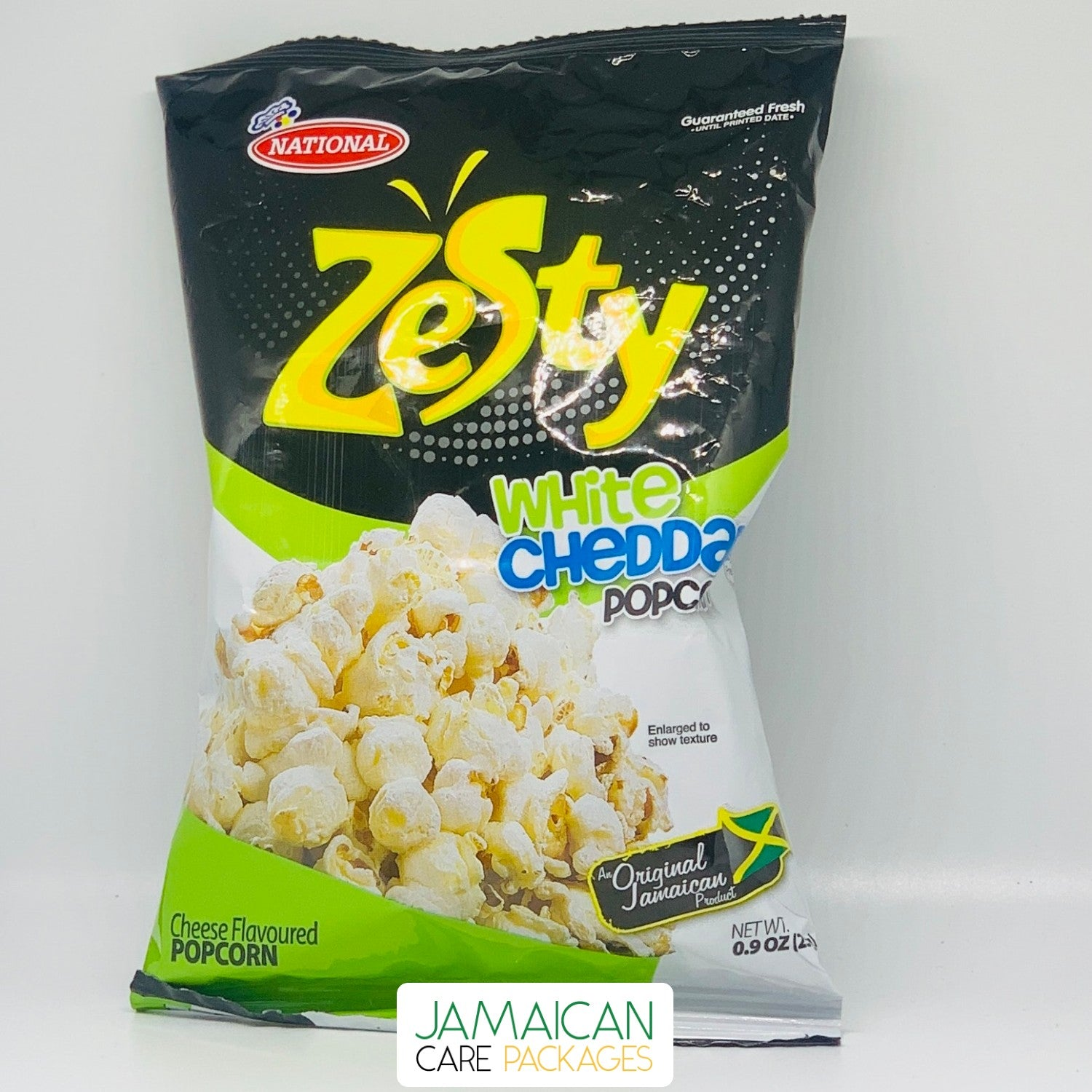 Zesty - Cheddar Popcorn (Bundle of 2)