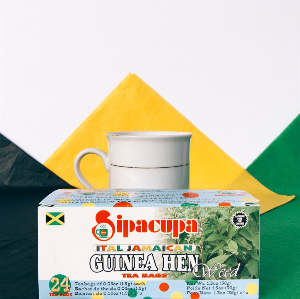 Guinea Hen Tea - Ital Jamaica (Single)