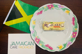 Rum Cake - Mini - Coconut (Bundle of 2)