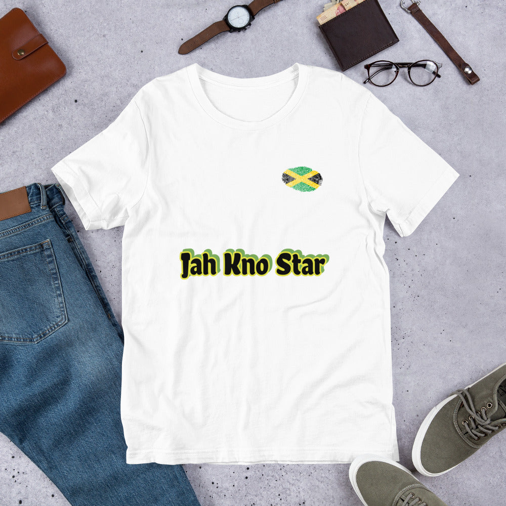 Shirt - Jah Kno Star