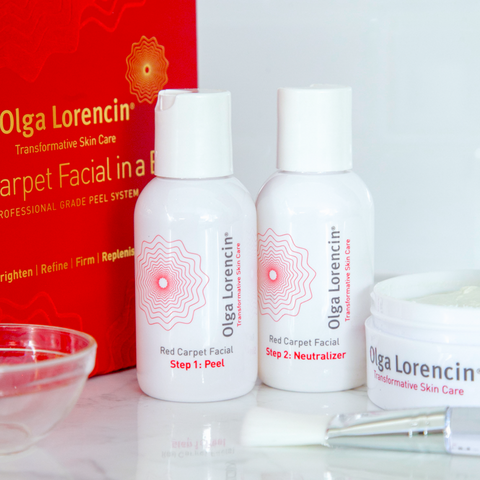 Olga Lorencin Skin Care - Red Carpet Facials