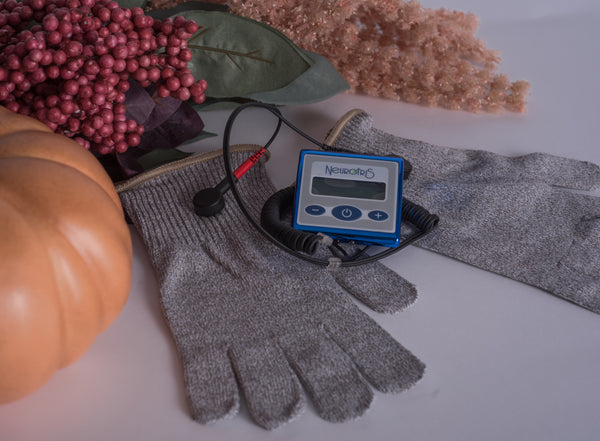 Neurotris Pico Toner with Microcurrent Gloves - Olga Lorencin Skin Care