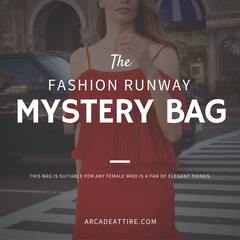 Arcade Attire Holiday Fashion Mystery Bag