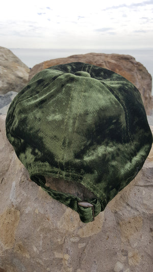 CUTE BUT PSYCHO Strapback (Velvet) | Arcade Attire