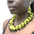 Handmade African Beaded Necklace With Earrings | Arcade Attire