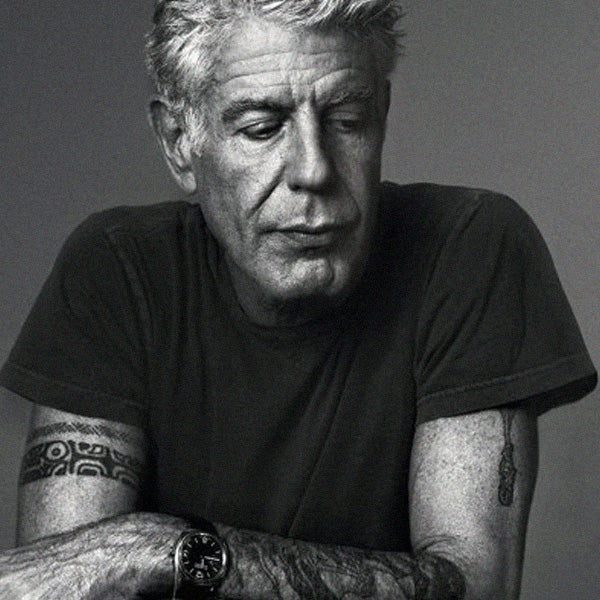TRIBUTE // ANTHONY BOURDAIN