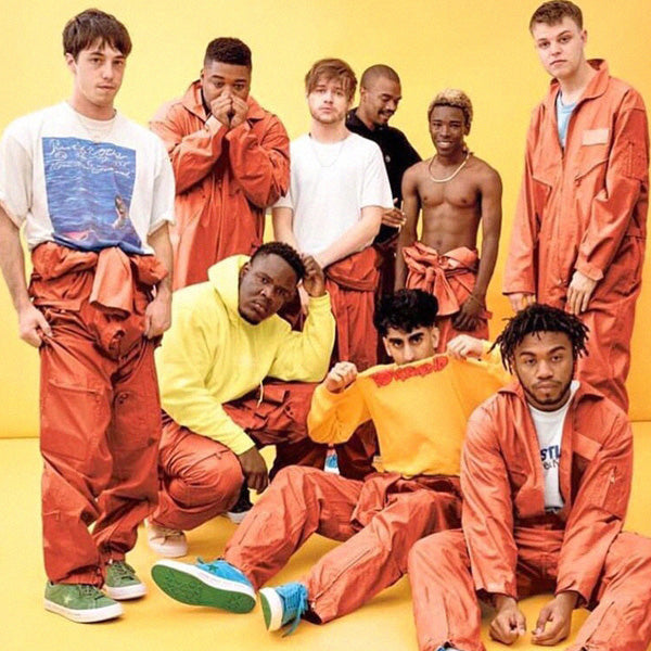 FRIDAY BEAT // BROCKHAMPTON