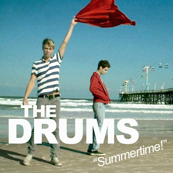 FRIDAY BEAT // THE DRUMS