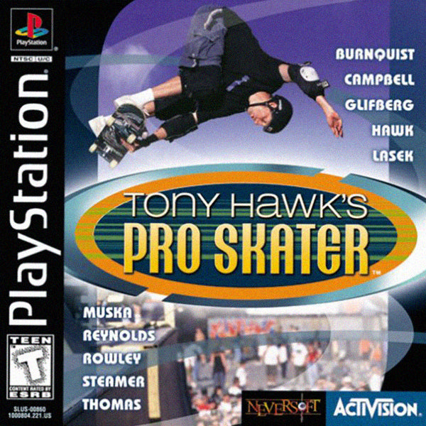 FRIDAY BEAT // TONY HAWK