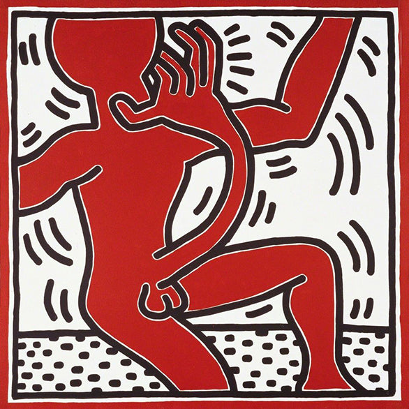 FEATURE ARTIST // KEITH HARRING NYC