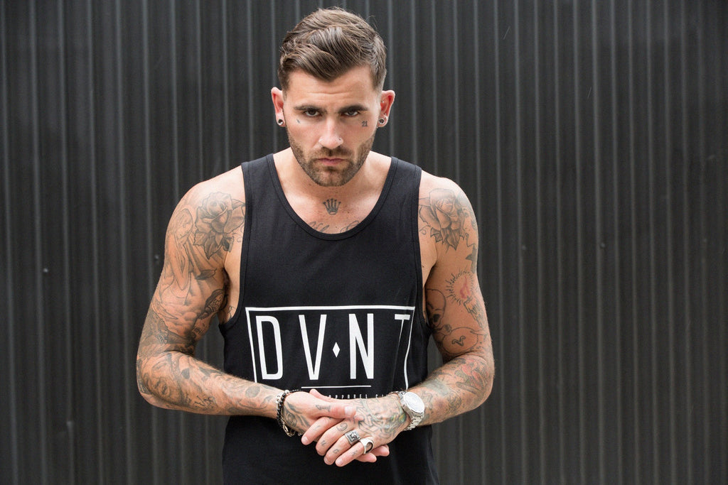 DVNT x CHRIS PERCEVAL