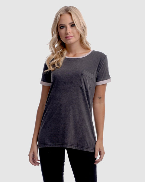 womens-acid-wash-t-shirt