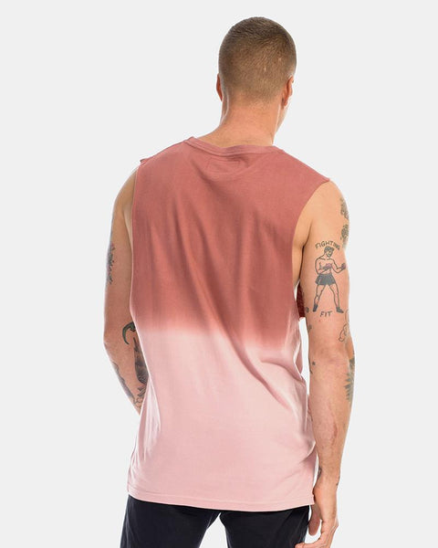 TONAL SHIFT TANK - RUST