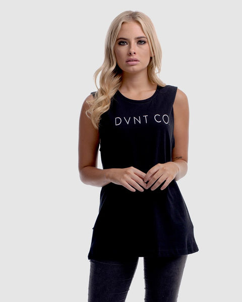 THE CO TANK - BLACK