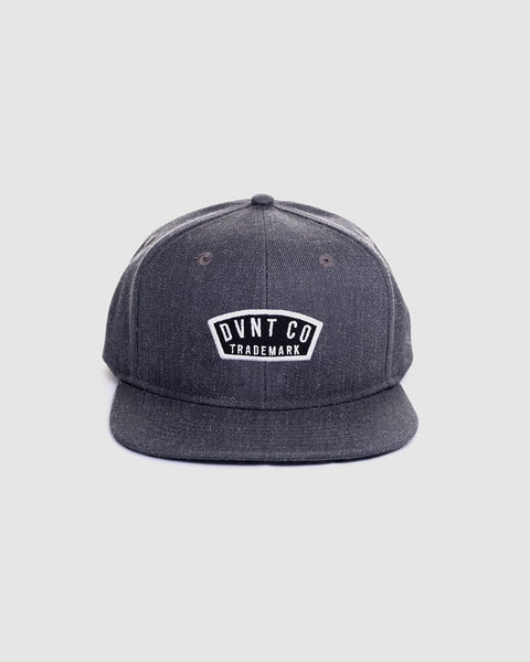 ARCH PATCH SNAPBACK - CHARCOAL