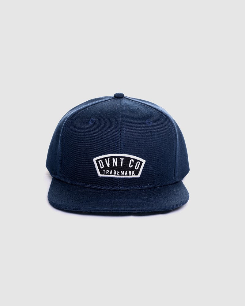 Arch Patch Snapback - Navy