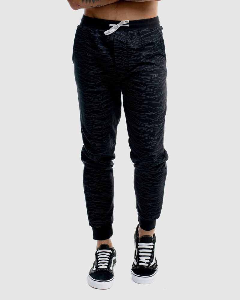 Frequency Joggers - Black