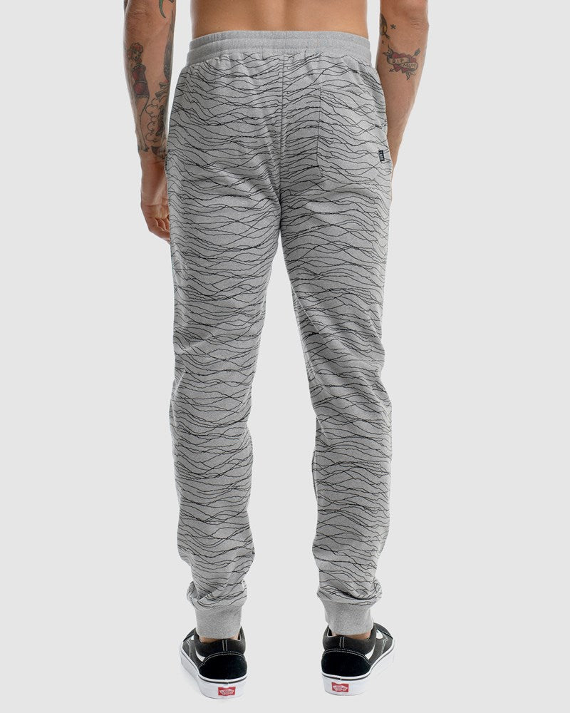 Frequency Joggers - Grey