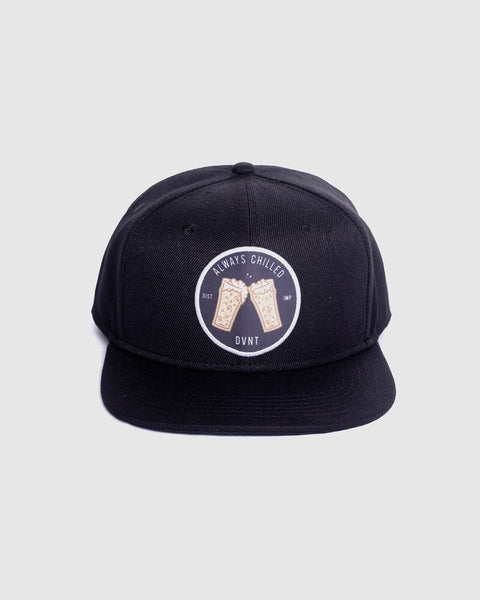 Always Chilled Snapback - Black