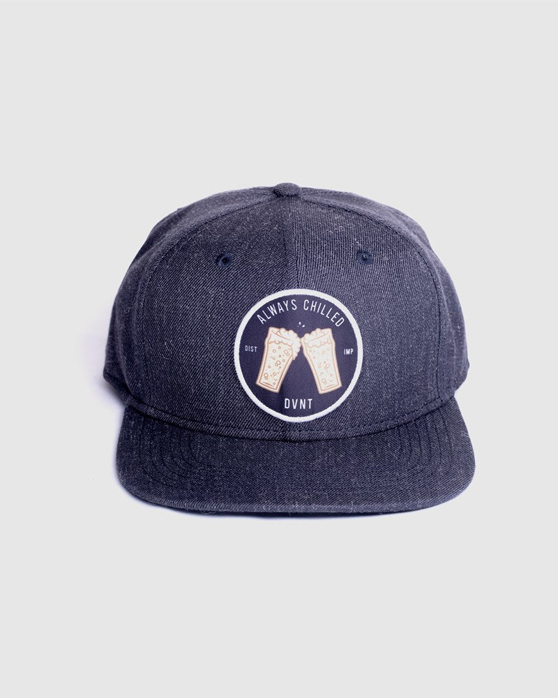 ALWAYS CHILLED SNAPBACK - CHARCOAL
