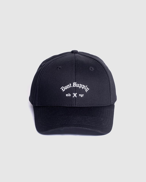 Originals Curved Brim - Black
