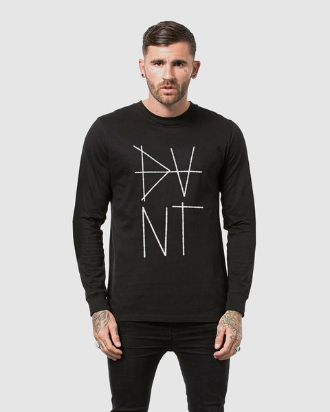 Scratch Long Sleeve Tee