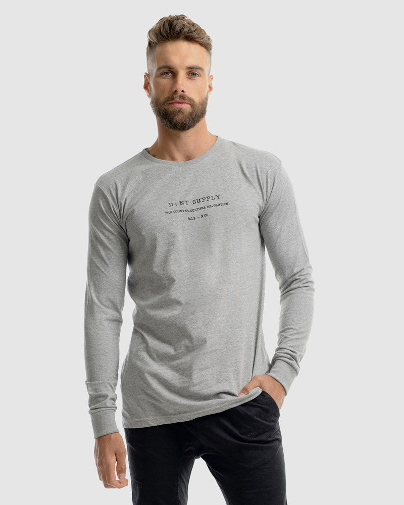 Revolution Long Sleeve Tee