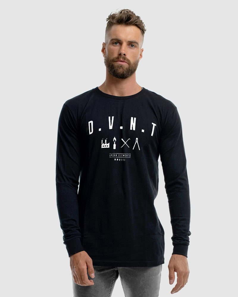 Urban Elements Long Sleeve Tee