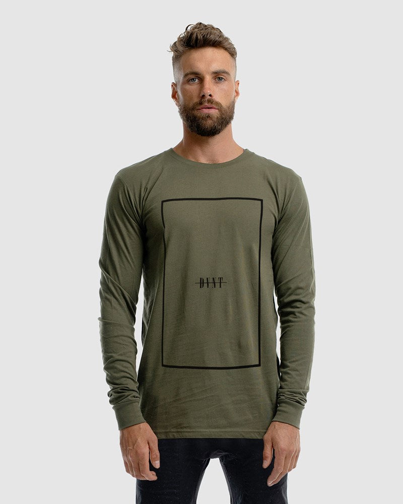 Vacant Long Sleeve Tee