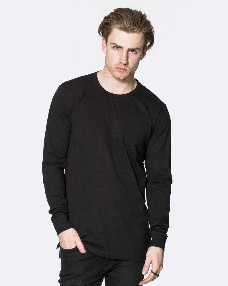 DEVOID LONG SLEEVE - BLACK